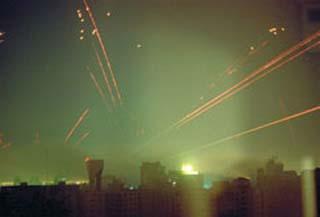 걸프전은 공중병력이 우세한 다 국적군의 압승이었다. 현대전 에서 전투기의 중요성을 보여 준 셈이다.