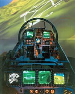 F-15K는 2명이 역할을 분담해 한대의 비행기를 조종하도록 만 들어졌다.